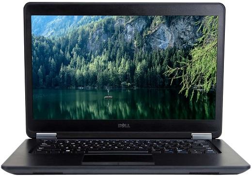 Dell Latitude E7450 Intel Core i5-5300U Dual-Core 2 30GHz Notebook PC - 8GB  RAM, 256GB SSD, 14