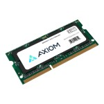 AX - DDR3L - 4 GB - SO-DIMM 204-pin - 1600 MHz / PC3L-12800 - 1.35 V - unbuffered - non-ECC - for Synology Disk Station DS1515, DS1815, DS2015, DS2415; RackStation RS2416, RS815