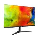 "23.8"" WLED LCD Monitor - 16:9, 8ms, 1920 x 1080, 16.7 Million Colors, 50,000,000:1, 4K, HDMI, VGA, 25 W"