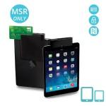 Infinea Tab M iPad mini 1,2,3, iPad Air 1 & iPad (5th Gen.) – Encrypted Magstripe Reader Only Kiosk