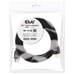 CAC-2314 - HDMI with Ethernet cable - HDMI (M) to HDMI (M) - 49 ft - 4K support