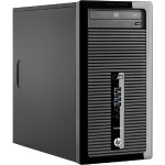 ProDesk 400 G1 Micro Tower PC – Intel Core i5-4570 3.20GHz, 12GB DDR3, 512GB HDD, Integrated Graphics, DVD-ROM, 3x USB 3.0, Win 10 Pro 64-bit, Refurbished