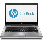"EliteBook 8470P Intel Core i5-3320M 2.6GHz Notebook PC - 4GB RAM, 320GB HDD, DVD, 14"" Display, Microsoft Windows 10 Pro 64-bit - Refurbished"
