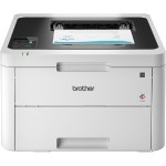 Compact Digital Color Printer with Wireless and Duplex Printing