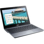 "C720P-2625 Intel Celeron 2955U 1.4GHz Chromebook - 4GB RAM, 16GB  SSD, 11.6"" Display, Chrome OS - Refurbished"