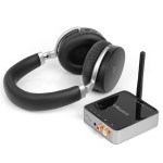 Bluetooth Wireless TV Streaming Kit with Bluetooth 5