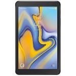 """8.0"""" Galaxy Tab A, Qualcomm MSM 8917, 2GB(RAM) + 32GB, 802.11 a/b/g/n 2.4+5GHz, Bluetooth v4.2, 5MP AF with Flash Camera (Rear), 5.0 MP Camera (Front), 5000mAh Li-Ion Battery, Android 8.1 Oreo - Black (Verizon)"""