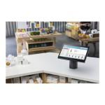ElitePOS G1 Retail System 145 - Point of sale terminal - 1 x Celeron - SSD 128 GB - GigE - monitor: LED 1920 x 1080