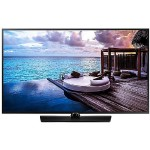 "50"" 678U Series Premium 4K UHD (3840x2160) LED Hospitality TV for Guest Engagement - Charcoal Black"