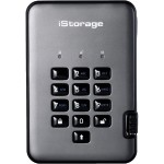 500GB diskAshur Pro2 USB 3.1 Encrypted Portable Hard Drive