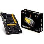 MOTHERBOARD TB350-BTC AMD A-SERIES AM4