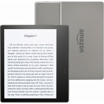 "All New Kindle Oasis E-reader 7"" High-Resolution Display (300ppi), Waterproof, Built-In Audible, 32GB, Wi-Fi, Includes Special Offers - Graphite"