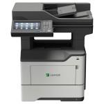 MB2650adwe - Multifunction printer - B/W - laser - 8.5 in x 14 in (original) - A4/Legal (media) - up to 50 ppm (copying) - up to 50 ppm (printing) - 650 sheets - 33.6 Kbps - USB 2.0, Gigabit LAN, USB 2.0 host