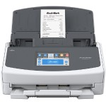 ScanSnap iX1500 Document Scanner - Duplex, 8.5 in x 118 in, 600 dpi x 600 dpi, Up to 30 ppm (mono) / Up to 30 ppm (color) - ADF (50 sheets), Wi-Fi, USB 3.1 Gen 1