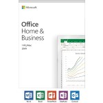 Office Home and Business 2019 - 1 Device, Windows 10 PC/Mac Key Card