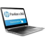 "Pavilion x360 Convertible 13-s192nr 6th Gen Intel Core i5- 6200U 2.30GHz Notebook PC - 8GB RAM, 256GB SATA SSD, 13.3"" Touchscreen Display, Intel HD Graphics 520, Webcam, Bluetooth, Microsoft Windows 10 Home 64-bit - Refurbished"