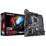 Intel Z390 GAMING Motherboard with 10+2 Digital PWM Design, 2-Way CrossFire Multi-Graphics, USB 3.1 Gen2 Type-A + Type-C, Intel GbE LAN with cFosSpeed, Smart Fan 5, Dual M.2, Dual Armor with Ultra Durable Technology, CEC 2019