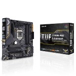 TUF Z390M-PRO GAMING - Motherboard - micro ATX - LGA1151 Socket - Z390 - USB 3.1 Gen 1, USB 3.1 Gen 2, USB-C Gen1 - Gigabit LAN - onboard graphics (CPU required) - HD Audio (8-channel)