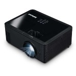 DLP XGA Business Projector - 4500 Lumens, 1024x768, 245W Lamp, 28,500:1 Contrast Ratio, 10W Speaker, 1.3:1 Zoom Ratio, 3D Support, VGA, HDMI, Eco Mode