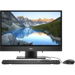 """Inspiron 3477 All-in-One PC - Intel Core i7-7500U 2.70GHz - 12GB RAM - 1TB HDD - 24"""" Touch 1920x1080 (FHD) - HD Graphics 620 - Webcam - GigE - WiFi - BT - Win 10 Home 64-bit - Refurbished"""