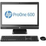 "ProOne 600 G1 Intel Core i3-4130 3.4GHz All-in-One Desktop PC - 8GB RAM, 500GB HDD 7200RPM, No ODD, 21.5"" HD Monitor, Integrated Graphics, Gigabit Ethernet, Microsoft Windows Pro 64-bit - Refurbished"