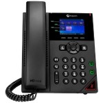 VVX 250 Business IP Phone - OBi Edition with Power Supply
