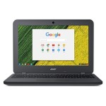"Chromebook 11 N7 C731-C118 Intel Celeron N3060 Dual-Core 1.60GHz Notebook PC - 4GB RAM, 32GB eMMC, 11.6"" HD (1366x768) Display, Intel HD Graphics 400, Wi-Fi, Bluetooth, Chrome OS"