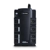 CyberPower 450VA/260W UPS Backup (3-Year Warranty) (SE450G)
