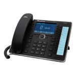 445HD IP Phone - Skype for Business Edition - VoIP phone - SIP, SDP - 6 lines