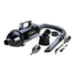 DataVac Pro MDV-3BA - Vacuum cleaner - handheld - bag
