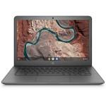 """Chromebook 14-db0060nr - A4 9120C / 1.6 GHz - Chrome OS - 4 GB RAM - 32 GB eMMC - 14"""" touchscreen 1366 x 768 (HD) - Radeon R4 - Bluetooth, Wi-Fi -  textured finish in chalkboard gray - kbd: US"""