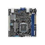 P11C-I - Motherboard - mini ITX - LGA1151 Socket - C242 - USB 3.0, USB 3.1 Gen 1, USB 3.1 Gen 2 - 2 x Gigabit LAN - onboard graphics