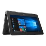 "ProBook X360 11.6"" LED Touchscreen Intel Celeron N4100 1.10GHZ Quad Core 4GB Integrated RAM 64GB SSD Win10 Pro 64Bit"