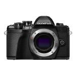 OM-D E-M10 Mark III - Digital camera - mirrorless - 16.1 MP - Four Thirds - 4K / 30 fps - body only - Wi-Fi - black