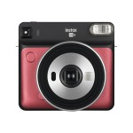 Instax SQUARE SQ6 - Instant camera - lens: 65.75 mm ruby red