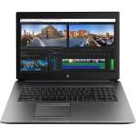 "ZBook 17 G5 Mobile Workstation - Core i9 8950HK / 2.9 GHz - Win 10 Pro 64-bit - 16 GB RAM - 512 GB SSD NVMe, TLC - 17.3"" IPS 1920 x 1080 (Full HD) - Quadro P1000 / UHD Graphics 630 - Wi-Fi, Bluetooth - turbo silver - kbd: US"