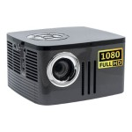 P7 Pico Projector - DLP projector - RGB LED array - 600 lumens - Full HD (1920 x 1080) - 16:9