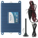 Signal 4G Kit  (Kit Includes: Booster, 859923 - Dc Hardwire Power Supply 6V/2A, 301126 - Mini-Mag Antenna, 3 Ft. Rg174 Cable With Sma Male Connectors)