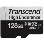 128GB microSDXC 350V with Adapter U1 High Endurance
