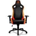 Armor S Gaming Chair - Black/Orange