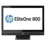 "EliteOne 800 G1 Intel Core i5-4570S Quad-Core 2.90GHz All-in-One PC - 8GB DDR3 RAM, 1TB SATA HDD, 23"" FHD Display, Gigabit Ethernet, No ODD, Windows 10 Pro 64-bit - Grade A Refurbished"