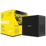 Magnus EC52070D Intel Core i5-8400T 6-Core 1.70GHz Mini PC - 2x DDR4-2666/2400 SODIMM slots (up to 32GB), 1x 2.5-inch SATA 6.0Gbps HDD/SSD bay, GAMING GeForce RTX 2070 8GB GDDR6 256-bit, GbE, WiFI, Bluetooth 5, Windows 10 64-bit Supported OS