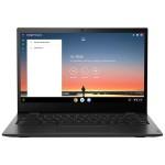 "14e Chromebook 81MH - A4 9120C / 1.6 GHz - Chrome OS - 8 GB RAM - 64 GB eMMC eMMC 5.1 - 14"" IPS touchscreen 1920 x 1080 (Full HD) - Radeon R4 - Wi-Fi, Bluetooth - mineral gray - kbd: English - US"