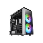 Level 20 GT ARGB - Full tower - extended ATX - no power supply (PS/2) - black - USB/Audio