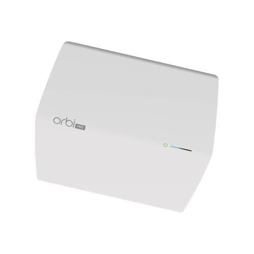 PCM | NETGEAR, Orbi Pro Ceiling Add-on Satellite (SRC60) - Wi-Fi range  extender - 2 ports - GigE - Wi-Fi - 2 4 GHz (1 band) / 5 GHz (2 bands) -  wall /