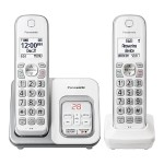 EXPANDABLE CORDLESS PHONE WITH WRLSCALL
