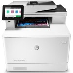 Color LaserJet Pro MFP M479fdn - Multifunction printer - color - laser - Legal (8.5 in x 14 in) (original) - A4/Legal (media) - up to 28 ppm (copying) - up to 28 ppm (printing) - 300 sheets - 33.6 Kbps - USB 2.0, LAN, USB host