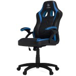 HHGears SM-115 Gaming Racing Chair - Black/Blue