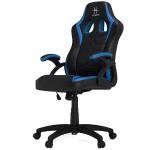 HHGears SM-115 Gaming Racing Chair - Black/Blue