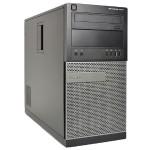 OptiPlex 7010 Intel Core i7-3770 Quad-Core 3.40GHz Mini Tower PC - 16GB RAM, 256GB SSD, DVD+/-RW, Windows 10 Pro 64-bit - Grade A Refurbished